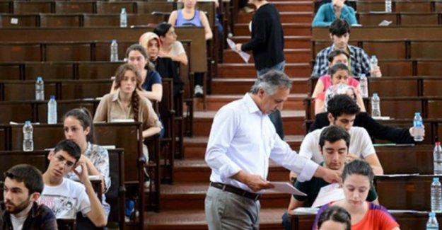 """""""Sınav görevlisi ücretlerinde yapılan kesintiler derhal kaldırılmalı!"""""""