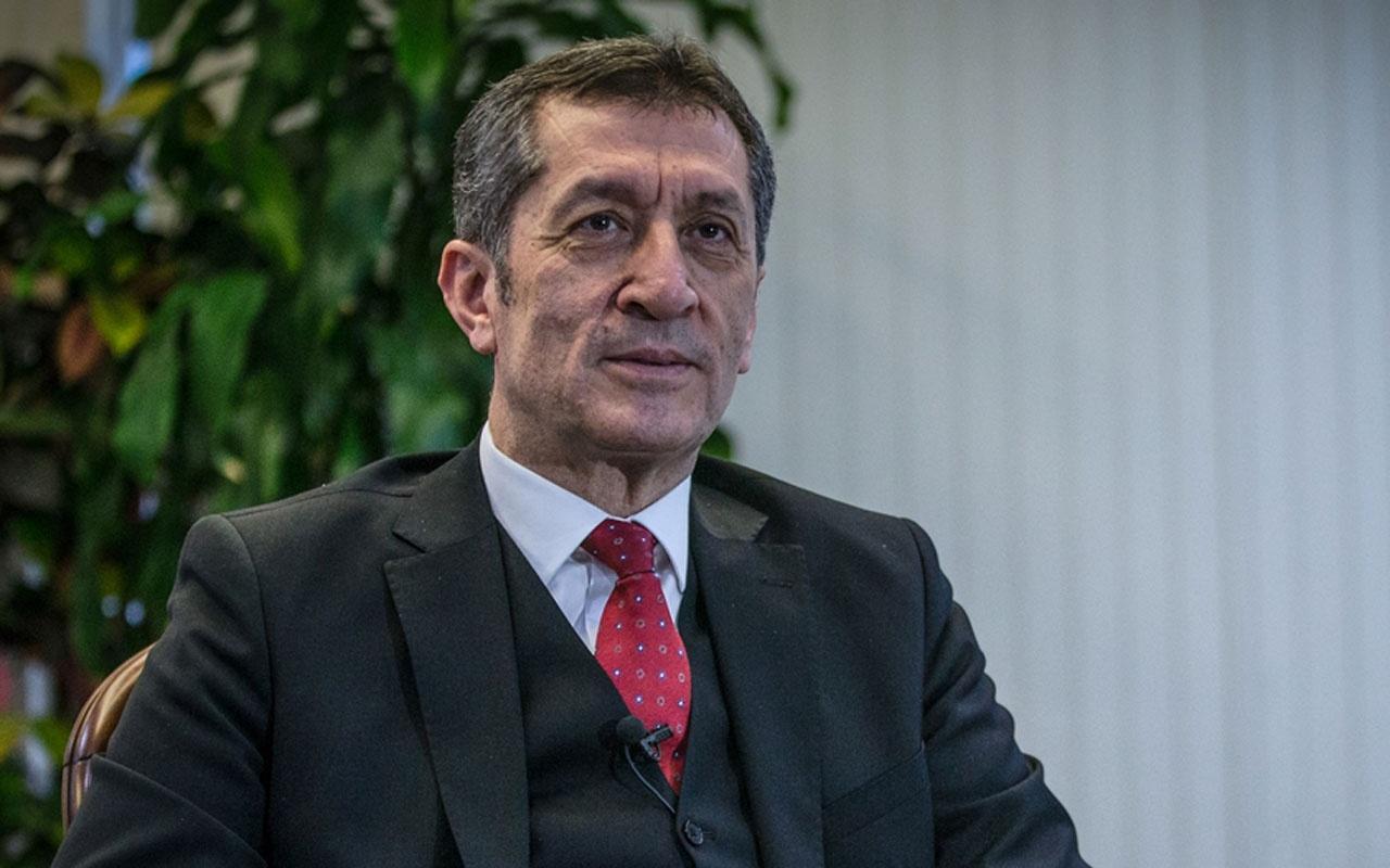 Millî Eğitim Bakanı Selçuk bugün Sivas'da