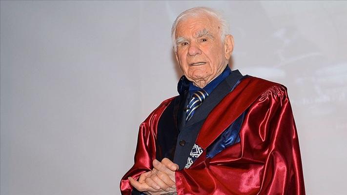 'Yüzyılın cerrahı Prof. Dr. Gazi Yaşargil 95 yaşında