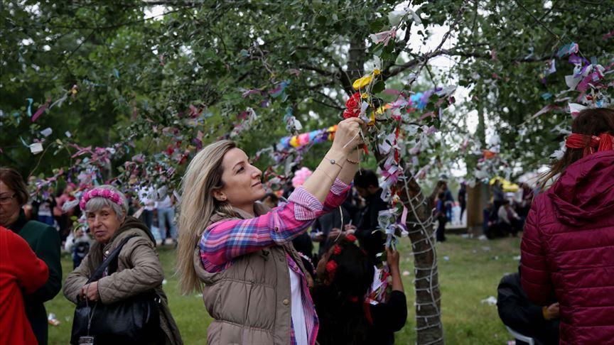 'Baba Fingo'yu' beklerken büyüyen festival: Kakava