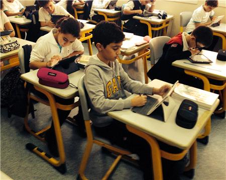 Bahçeşehir Koleji Öğrencilerine Online B-PİSA Sınavı
