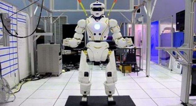 İnsansı robot Volkyrie Mars yolunda