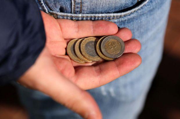 Yoksulluk sınırı 4 bin 462 lira!