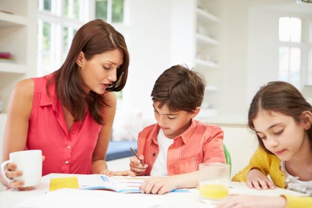 Ödev zamanını çocuklarınızla birlikte planlayın