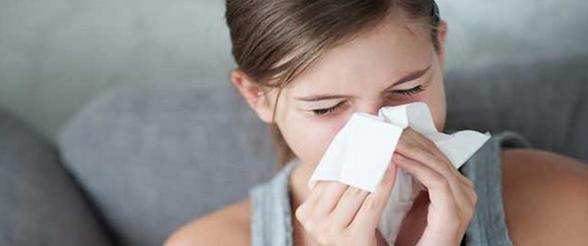 Uzun süren alerjik nezle astım nedeni