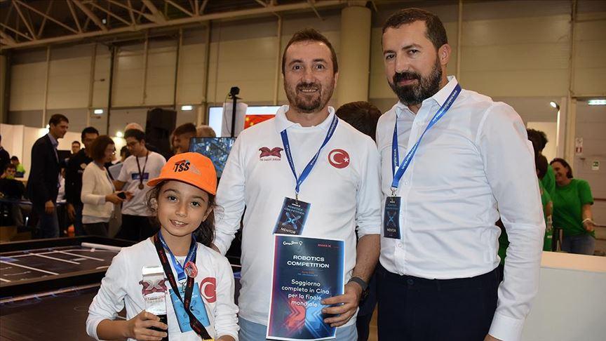 Roma'daki Maker Faire Fuarı'nda Türk rüzgarı