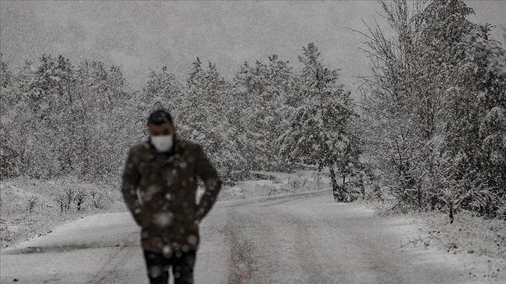Meteorolojiden 'kuvvetli ve yoğun kar' uyarısı