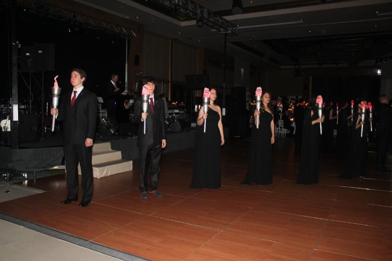 TED Cumhuriyetimizin 91. Yılını Görkemli Cumhuriyet Balosu'yla Kutladı