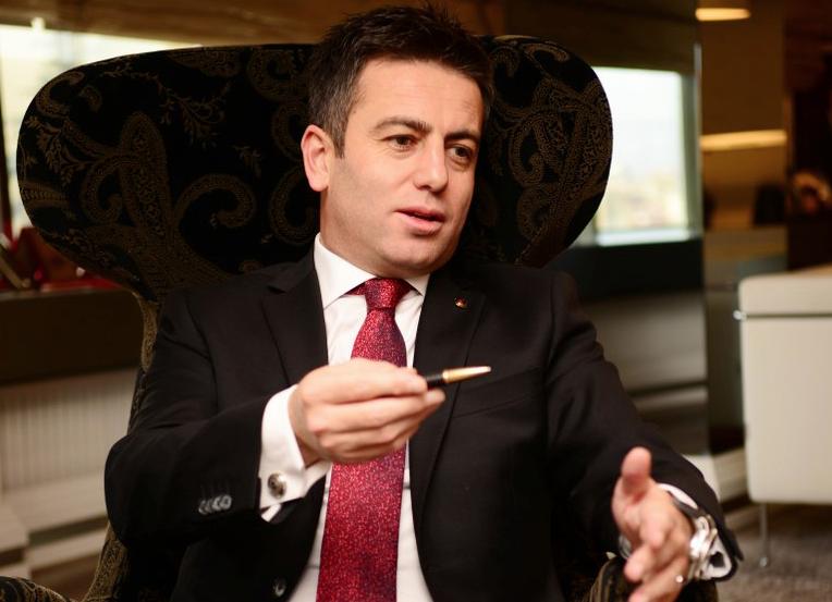 """Barış Aydın: """"Türkiye yüksek teknolojiye odaklanacak""""…"""
