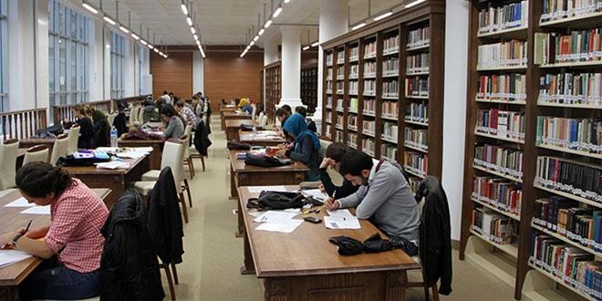 Üniversite kütüphanelerinde FETÖ kitabı temizliği