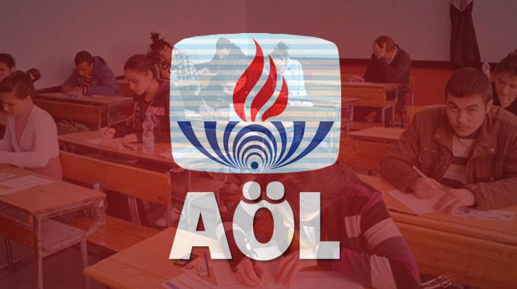 Açık Öğretim Lisesi (AÖL) 2.Dönem sınavı ne zaman?