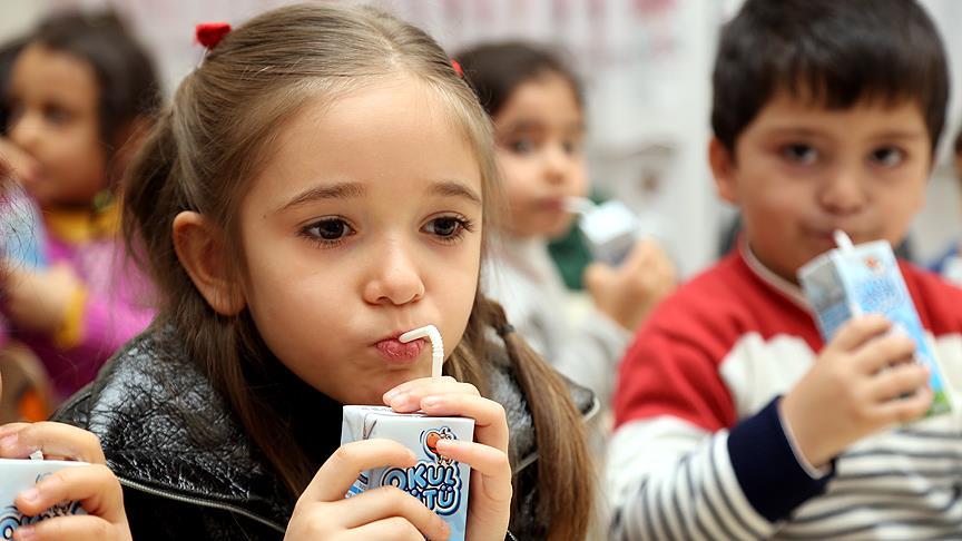 Okul Sütü için ihale ne zaman yapılacak?