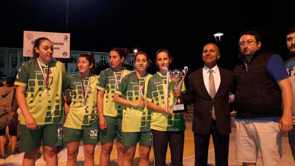 Giresun Üniversitesi'nden Türkiye Şampiyonluğu