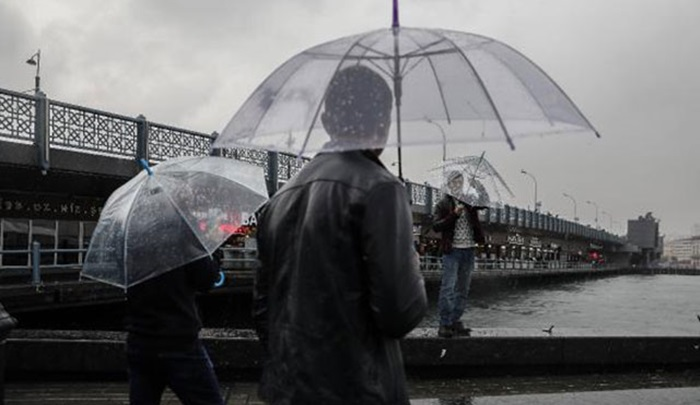 İstanbul'a ''mont'', Karadeniz'e ''sel'' uyarısı