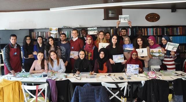 Türkiye'nin dünyada 'eğitim üssü' olması amaçlanıyor