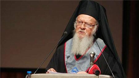 Patrik Bartholomeos'a Fahri Doktora