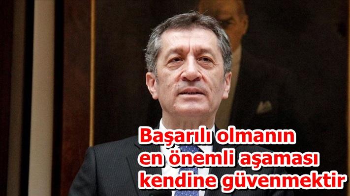 Bakanı Selçuk'tan Flaş Doğa Koleji Açıklaması!