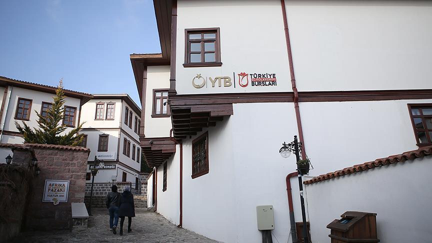 YTB'nin yabancı bursiyerleri Türkiye'deki deneyimlerini paylaştı
