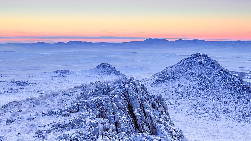 Donmuş topraklarda dünyanın en büyük civa rezervi keşfedildi