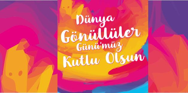 Türkiye'nin Gönüllüleri Bir Araya Geliyor