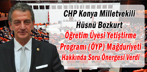 ÖYP Mağduriyeti Meclis Gündemine Taşındı