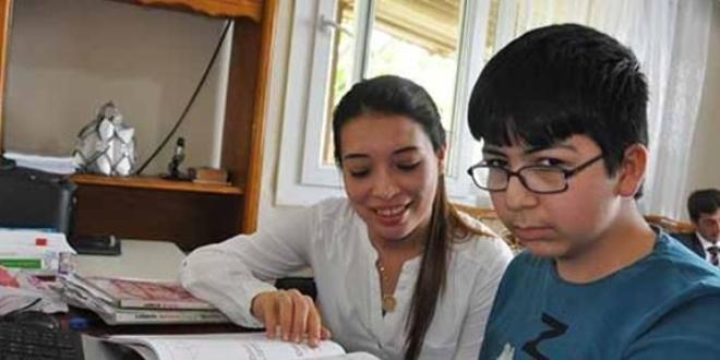 Öğretmenleri evde özel eğitim verdi, TEOG birincisi oldu