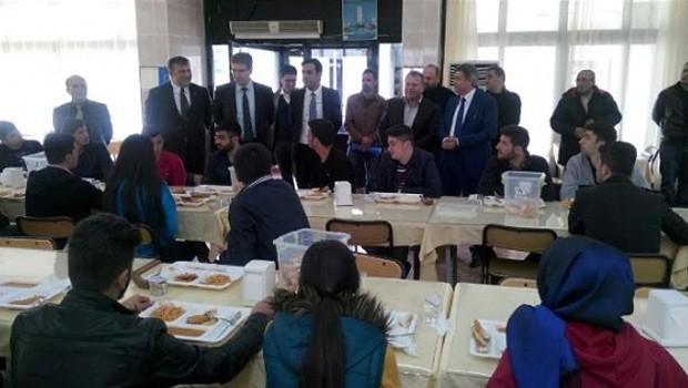 Nusaybinli 50 öğrenci Mersin'de eğitim görecek