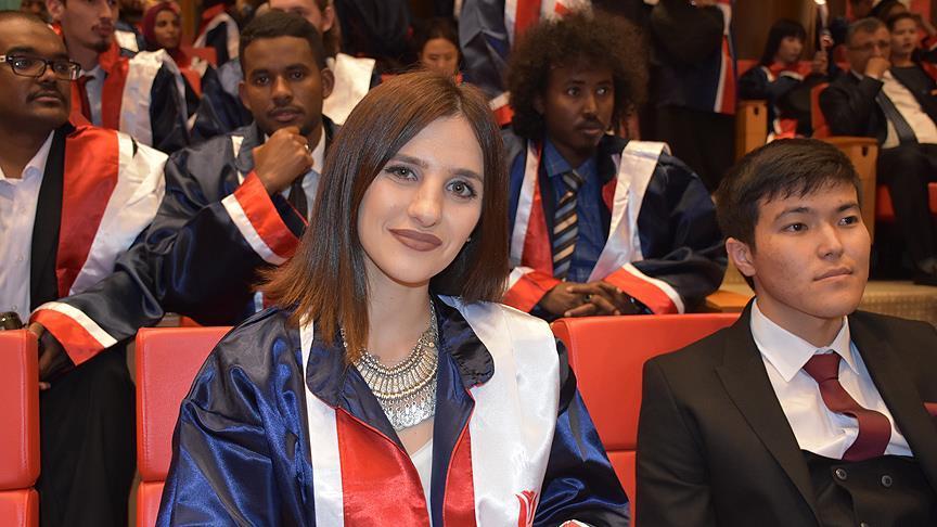 Türkiye mezunu yabancı öğrenciler köprü olacak