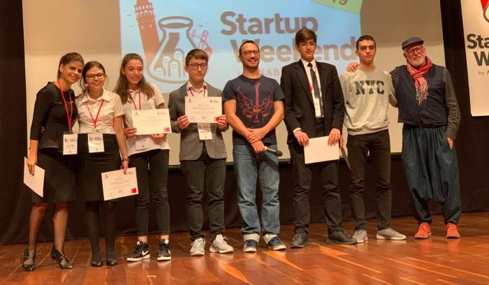 Türkiye'de ilk defa Startup Weekend organizasyonu,Liseli gençler için yapıldı!