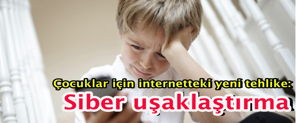 Çocuklar için internetteki yeni tehlike: Siber uşaklaştırma