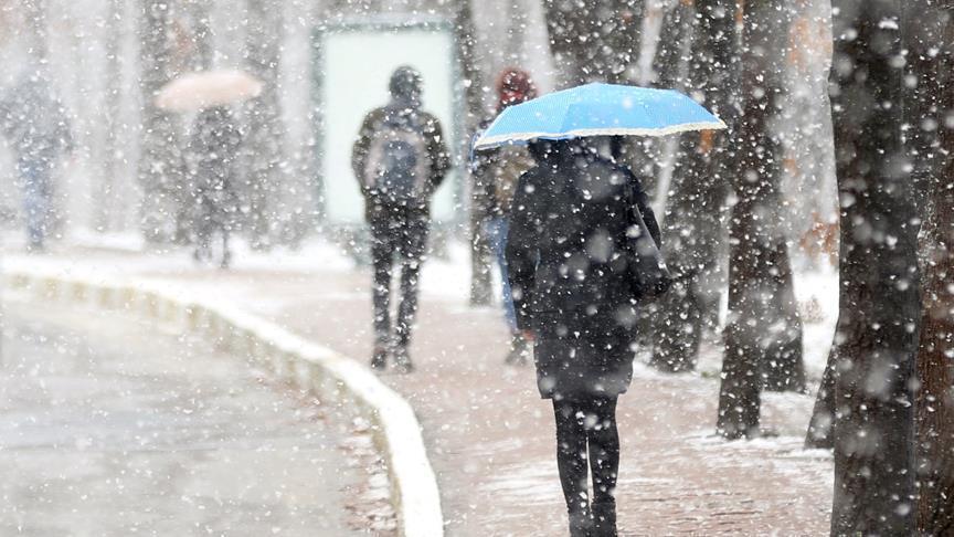 Marmara'da hava sıcaklığı mevsim normallerinin altında!