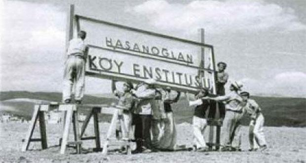 KÖY ENSTİTÜLERİ 1940'TA DEĞİL, 1937'DE KURULDU
