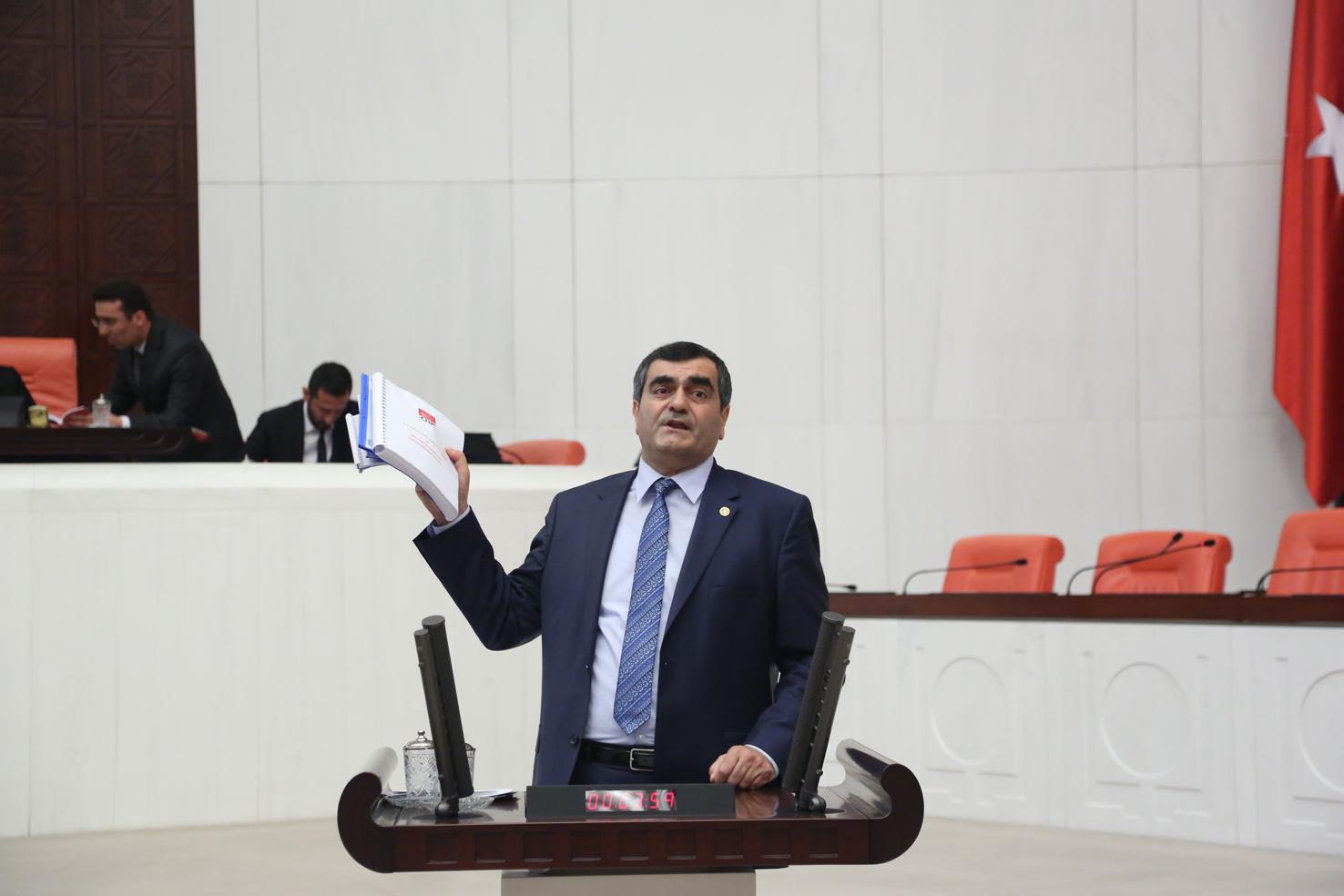 YGS'de adayların bir yılına mal olan uygulama meclise taşındı!