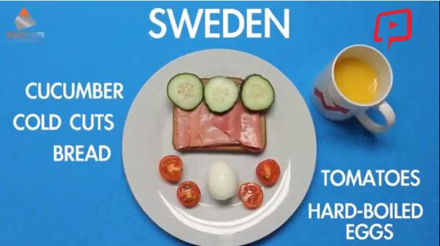 Hangi ülkeler nasıl kahvaltı yapıyor?