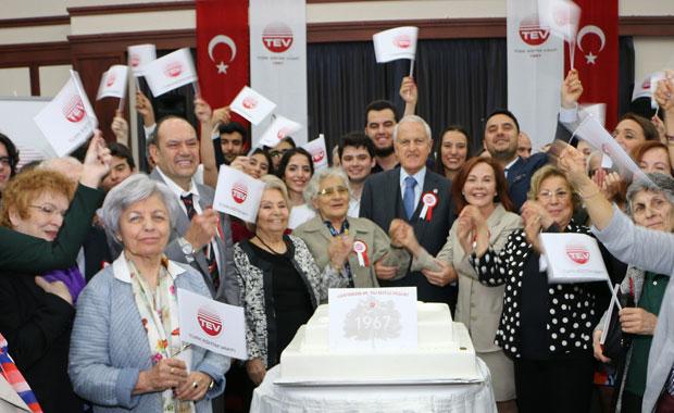 Türk Eğitim Vakfı 49 yaşında!
