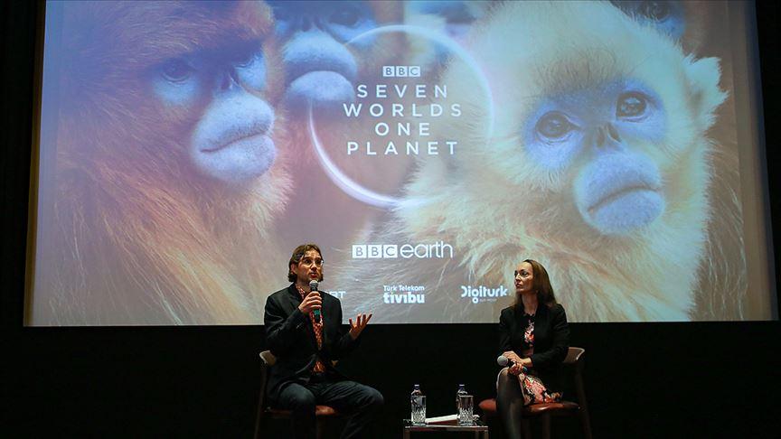 'Yedi Dünya, Bir Gezegen' 15 Kasım'da izleyiciyle buluşuyor