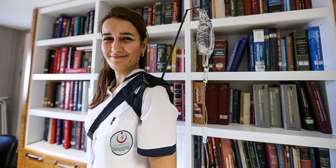 'Mucit hemşireler' seri üretim için destek bekliyor