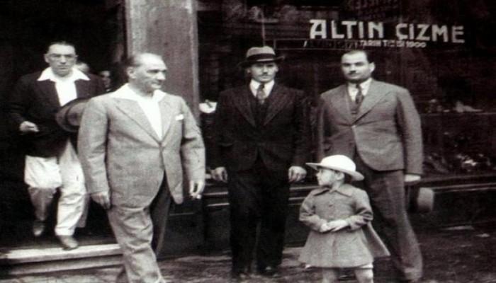 Natali Avazyan'ın Arşivinden Atatürk'ün Hiç Görülmemiş Fotoğrafları