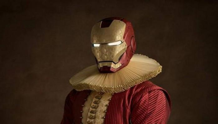 Süper kahramanlar 16. yüzyılda olursa..