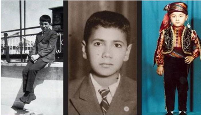 Bakanların çocukluk fotoğrafları