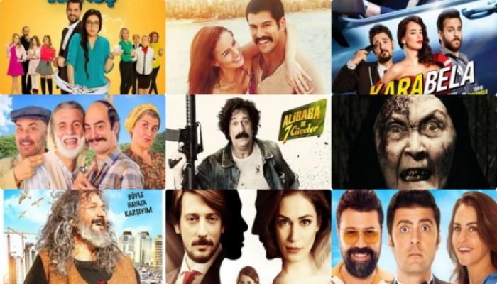 İşte 2015'te en çok izlenen 100 film