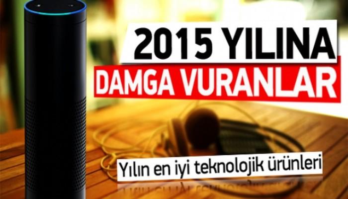 2015'in En İyi Teknolojik Ürünleri