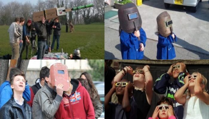 Sosyal Medyada 'Güneş Tutulması' Çılgınlığı