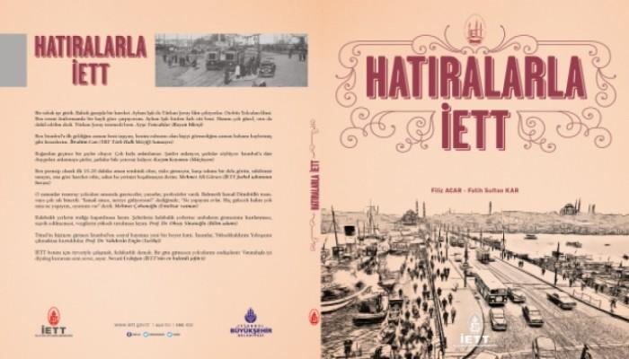 İETT'yi ünlü isimlerle buluşturan kitap yayınlandı