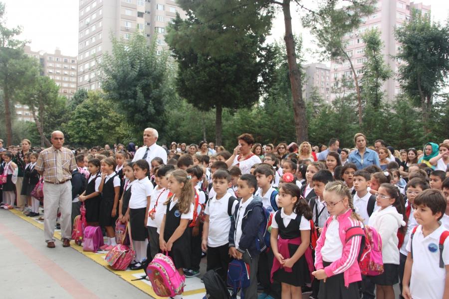 Ataköy Medeni Berk İlkokulu Eğitim - Öğretim Açılış Töreni