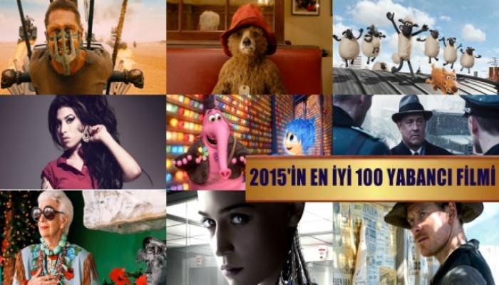 2015'in en iyi 100 filmi