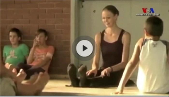 Sokak Çocuklarına Dansla Eğitim